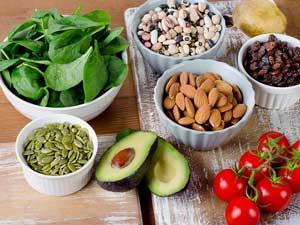 غذا باعث کاهش کوری اشتها میشوند