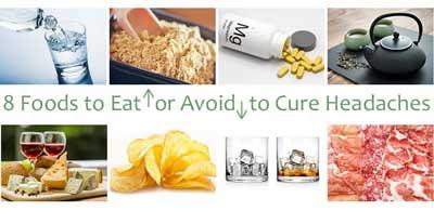 چه غذایی میگرن را تحریک میکند
