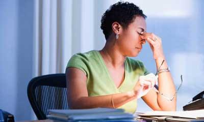 درمان خانگی درد چشم بعد گریه