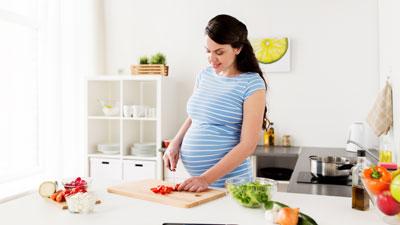 تغذیه دوران بارداری برای هوش جنین